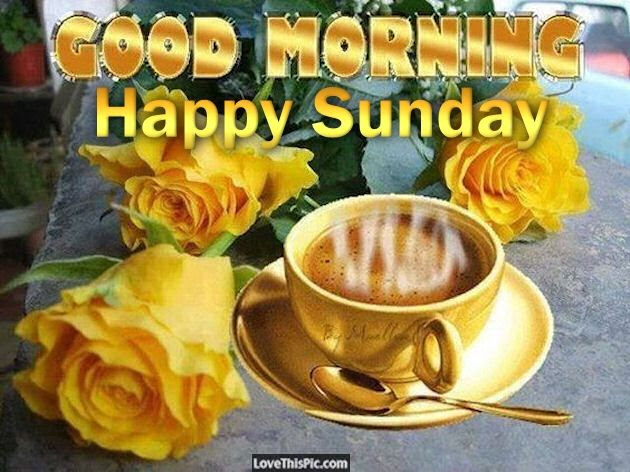 Good Morning Sunday Coffee Pictures Photos And Images For Facebook