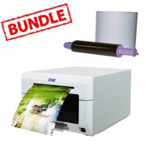 Dnp Ds620a Printer Ds 620a Media Roll Bundle