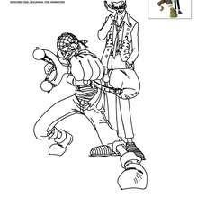 Coloriage One Piece Coloriages Coloriage à Imprimer Gratuit Fr