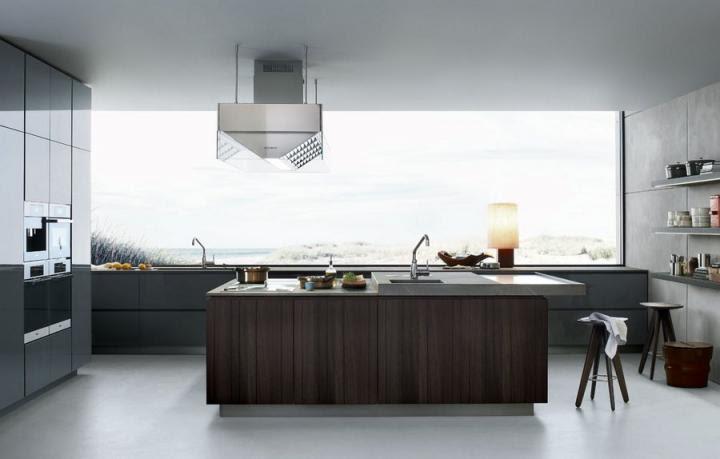 Cocina Artex de madera