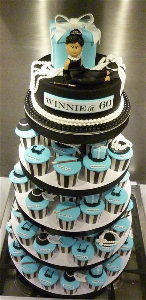 26 best images about Breakfast at Tiffany's cupcakes