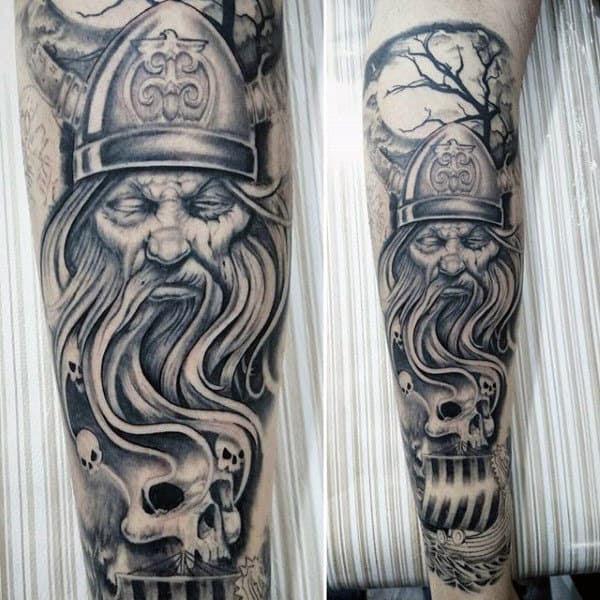 Drawing Odin Tattoo Designs Best Tattoo Ideas