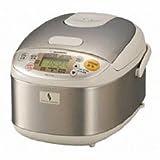 象印 海外向け0.54L(3合)炊き マイコン炊飯器 NS-LLH05-XA 【AC220-230V,50/60Hz専用】