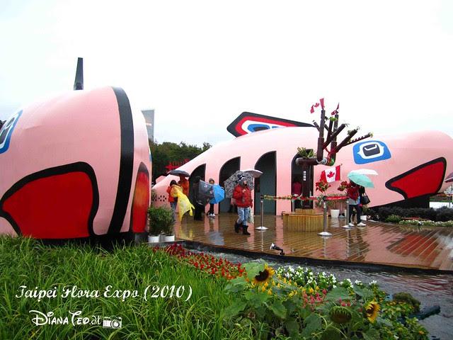 Taipei Flora Expo 09