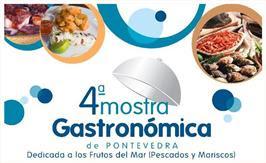 Propostas para a fin de semana 23,24 e 25 de Setembro: IV Mostra Gastronómica de Pontevedra, no Baixo Miño.