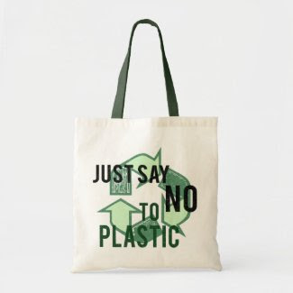 Just Say No to Plastic bag