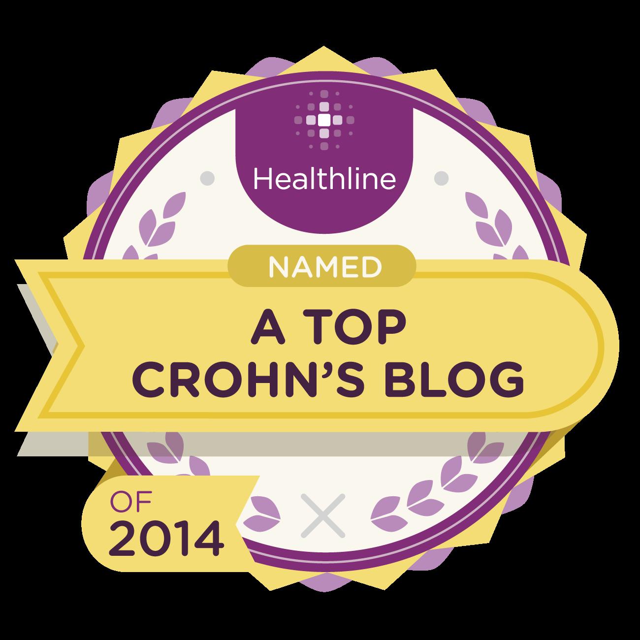 The Best Crohn's Disease Blogs of 2014