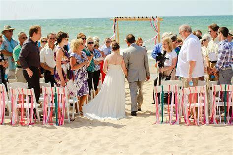Beach Weddings in St. Joseph Michigan   Michigan Beach