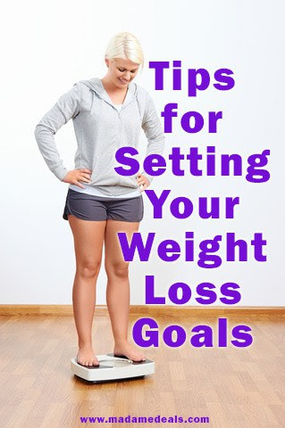 Realistic Weight Loss Goals - Real Advice Gal