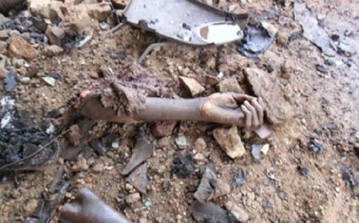 sokoto suicide bombing