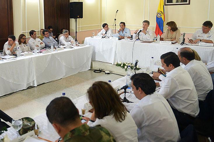 Presidente Santos, ministros, diplomáticos y voceros evidencian crisis humanitaria en la frontera ☼ CúcutaNOTICIAS  cucutanoticias.com cucutanoticias.blogspot.com