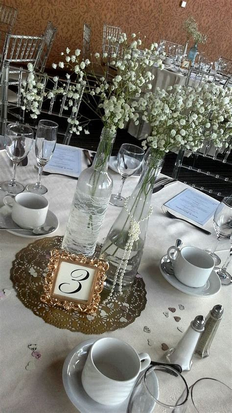17 Best ideas about Pearl Centerpiece on Pinterest   Water