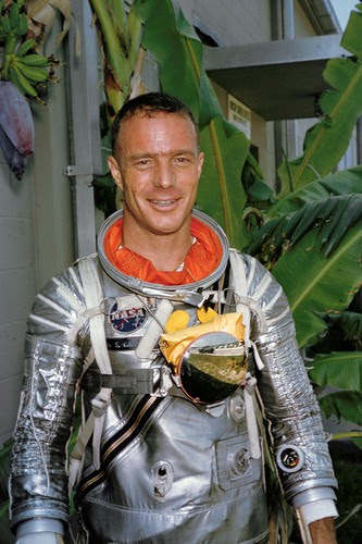 Godspeed Scott Carpenter... May 1, 1925 – October 10, 2013 by pcarsola