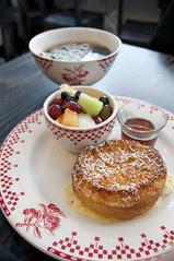 Fantastic French Toast, La Boulange Bakery, San Francisco