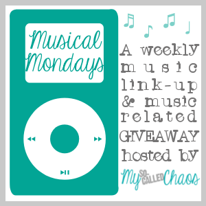 Musical Mondays at My So-Called Chaos></a>  <center> <br /></center> <center style=