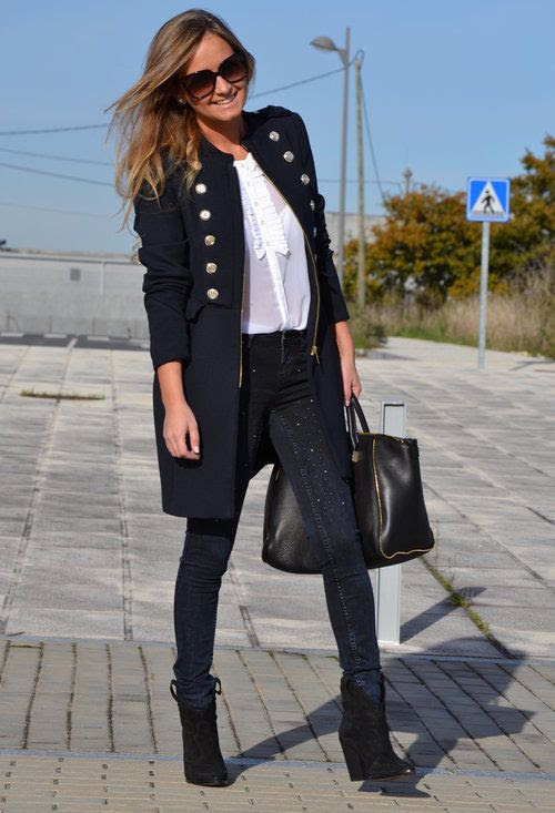 18 stylish office outfit ideas for winter  pretty designs