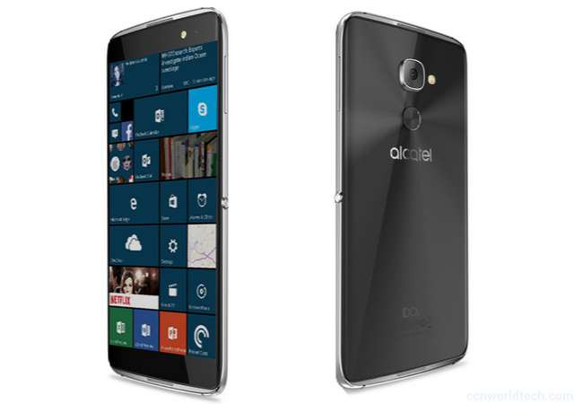 Alcatel Idol 4S with Windows 10 Continuum, 21MP Camera Launched in U.S