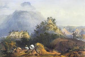 Lámina 6: General View, Palenque