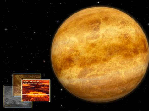 venus  space survey  mac os  screensaver