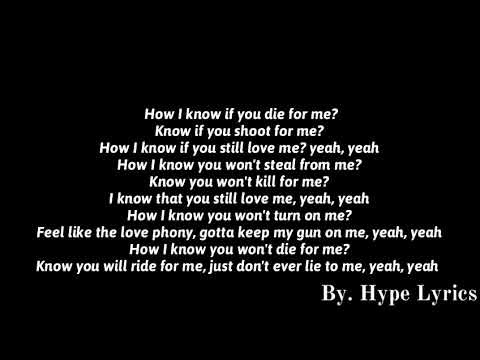 How I Know Lil Durk Lyrics