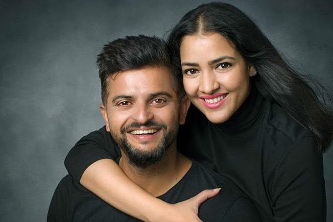 Suresh Raina's Wife Pens Heartfelt Note as He Completes 15 Years in International Cricket