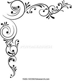 Black And White Borders Clipart Free Download Best Black And White