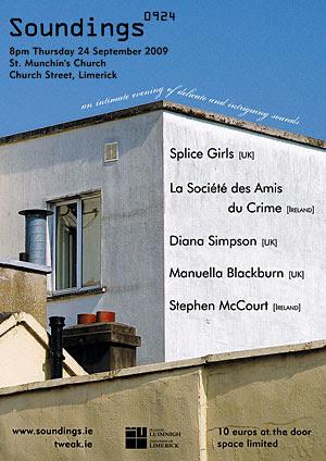 Soundings 0924 Poster