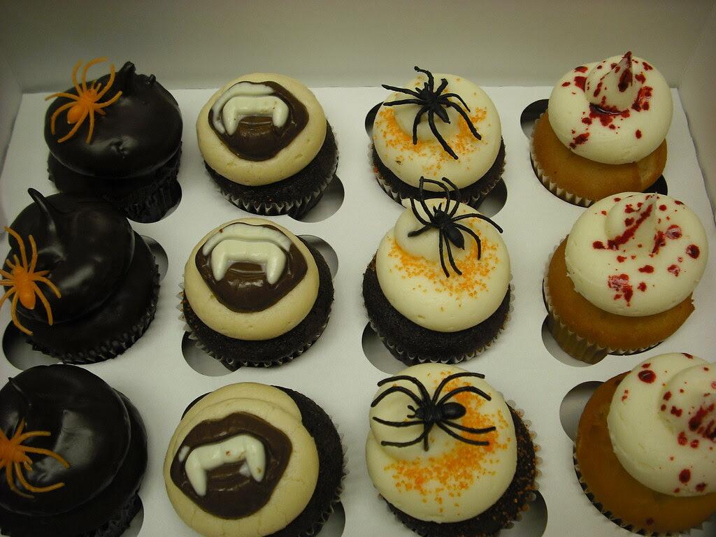 Halloween Cupcakes 2009