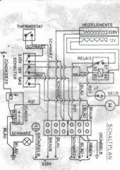 elektrolux rm 184 egi schaltplan sandra bowyer blog. Black Bedroom Furniture Sets. Home Design Ideas