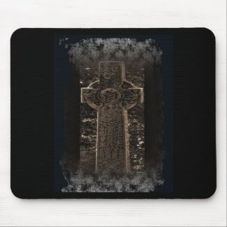 The Cross mousepad
