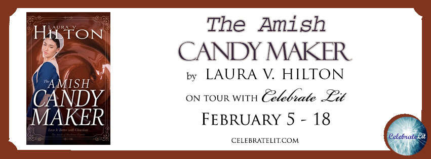 The Amish Candy Maker FB Banner