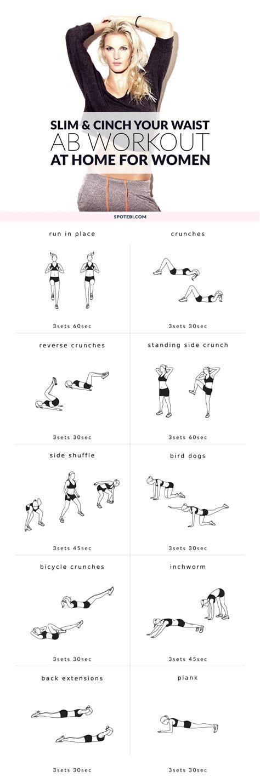 beginner ab workout  women