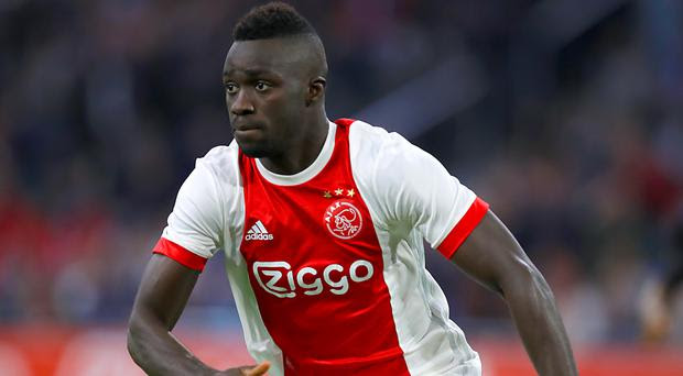 Davinson Sanchez has left Amsterdam for London