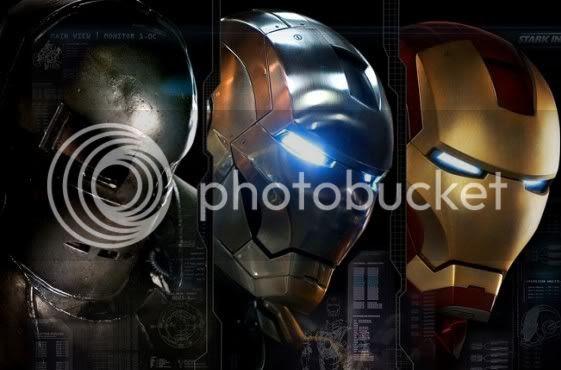 Homem de Ferro no Oscar