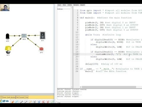 Packet Tracer - Single Board Computer (SBC) - Input/Output