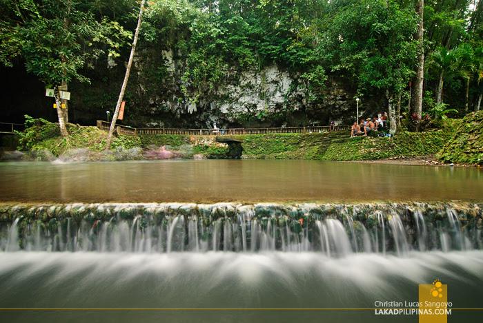 Suhot Cave and Natural Spring Resort in Dumalag, Capiz