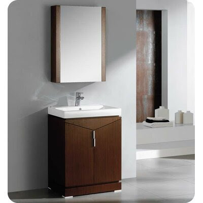 24 Inch Modern Bathroom Vanity | Wayfair