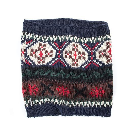 RUYA Mens Winter Warm Scarf Soft Faux Fleece Plaid Scarves with Tassels