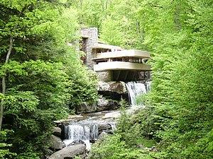 Fallingwater in Pennsylvania