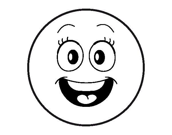Emoji Da Stampare E Colorare Migliori Pagine Da Colorare