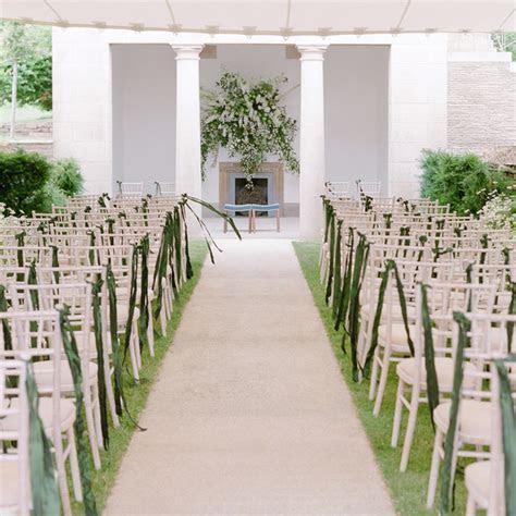 Can the Bride Walk Down the Aisle Alone?   Martha Stewart