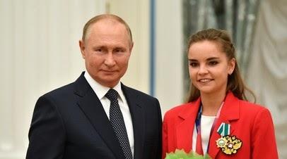 Винер-Усманова о серебре Авериной на Олимпиаде: Путин сказал, что Дина