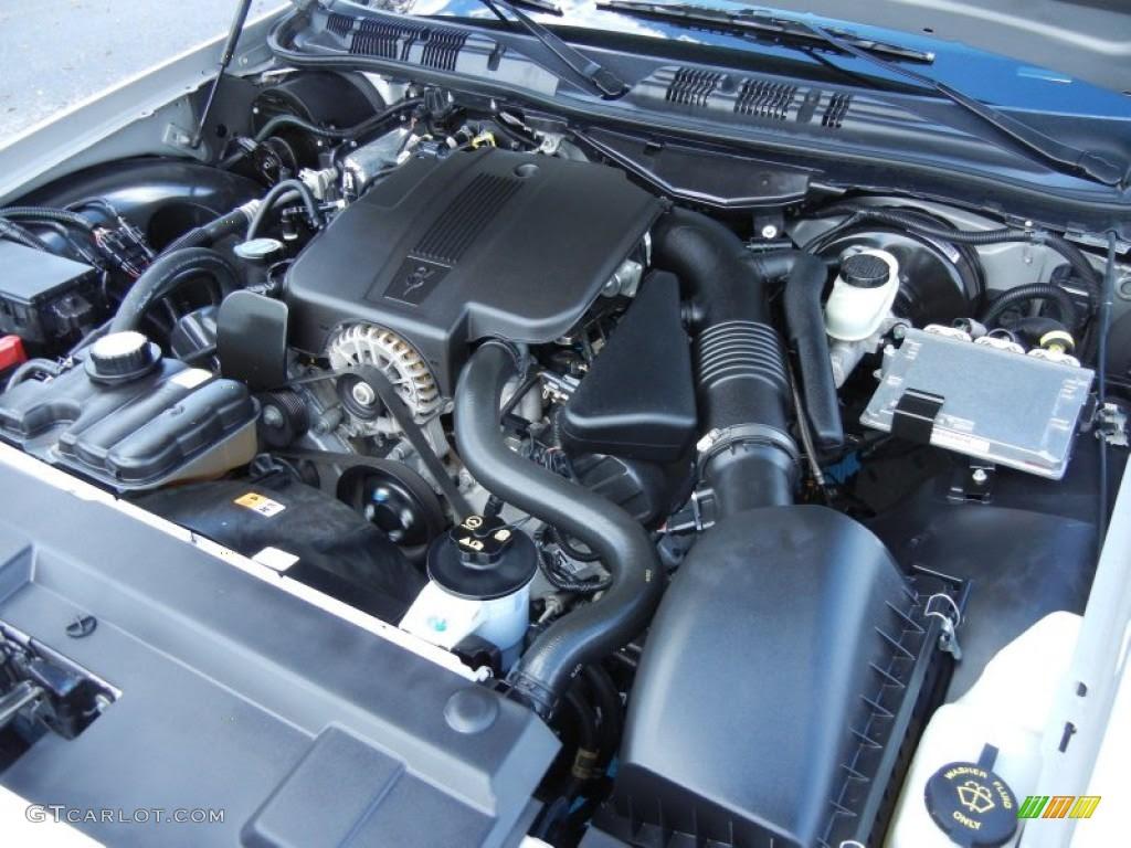2006 Ford Crown Victoria LX Engine Photos | GTCarLot.com