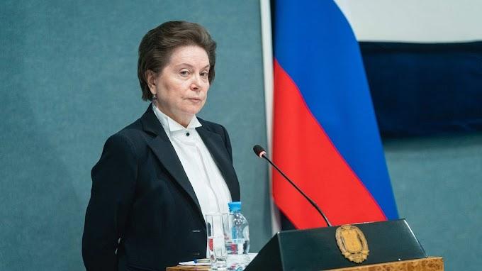 Наталья Комарова перераспределила обязанности своих заместителей