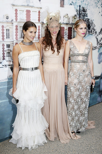 05 Margherita Missoni, Tatiana Santo Domingo and Engenie Niarchos
