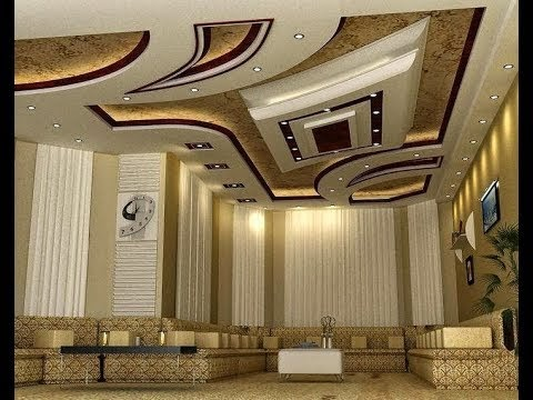Latest Pop Fall Ceiling Design Drawing Room | Decor ...