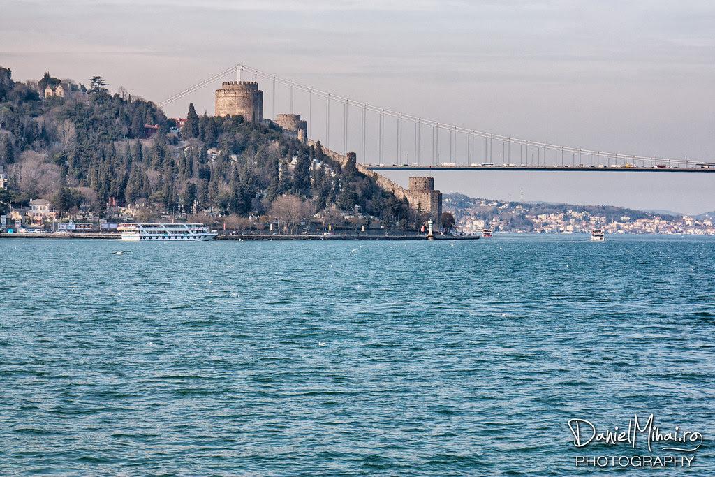 Rumeli Fortress, Istanbul by Daniel Mihai
