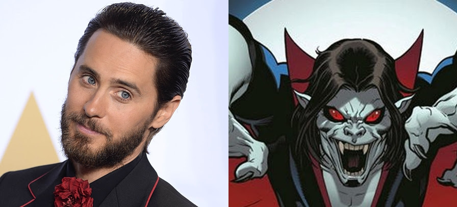 Resultado de imagem para Jared Leto Morbius