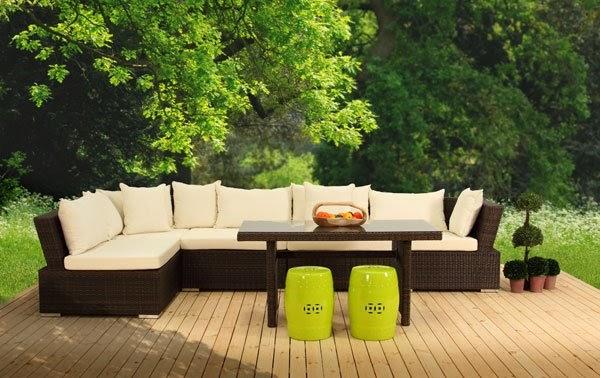 glass furniture asia garten anlegen. Black Bedroom Furniture Sets. Home Design Ideas