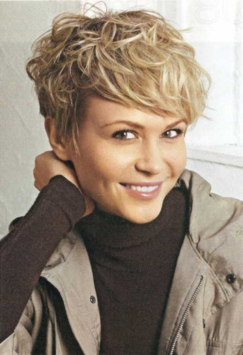 20 Cute Curly Hairstyles for Short Hair The Best Short Hairstyles ...